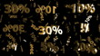 Looping Silver and Gold Discounts Falling