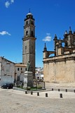 Cathedral and bell tower, Jerez de la Frontera, Spain.