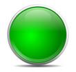 Icon grün rund