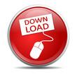 Icon rund Download