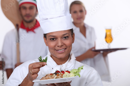 Catering trades