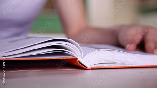 guy reading a book 2