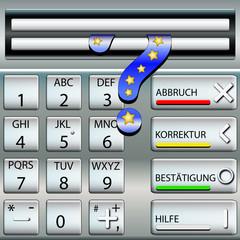 Pinpad Frage EU