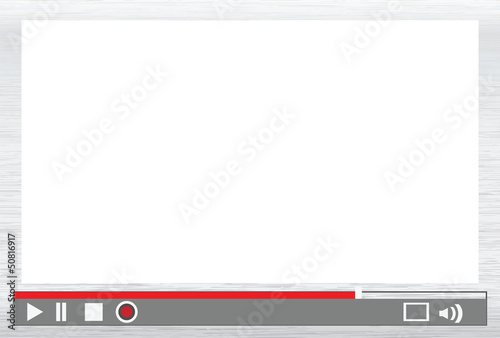 video player menu