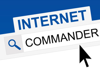 commander - e-commerce