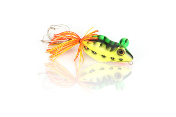 The Forg fishing lure.