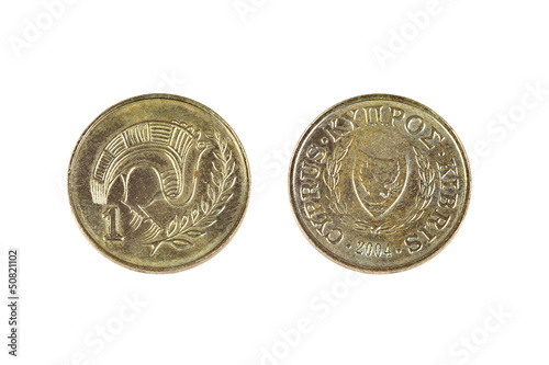 Cyprus one cent