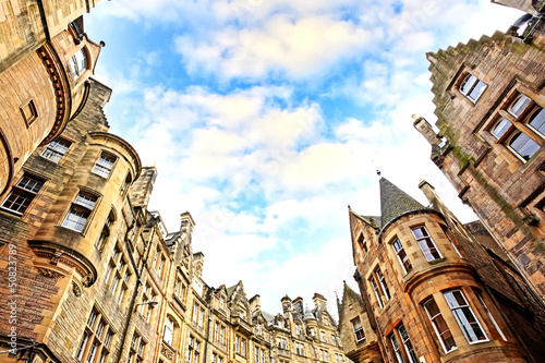 Edinburgh architecture