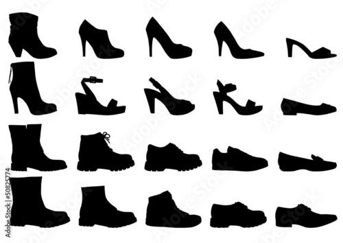 shoes collection - 50825774