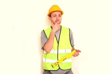 Bauarbeiterklamotten