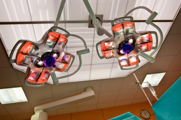 Operation Room surgical Lights