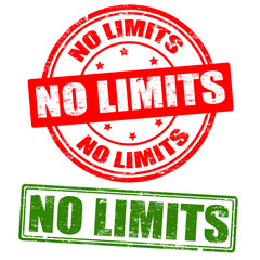 No limits stamps