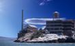 Alcatraz, the most famous prision, San Francisco, USA.