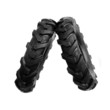 Cultivator tyre