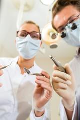 Behandlung beim Zahnarzt aus Sicht des Patienten