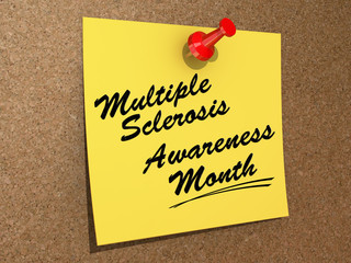 Multiple Sclerosis Awareness Month