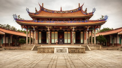 Taipei Confucius Temple