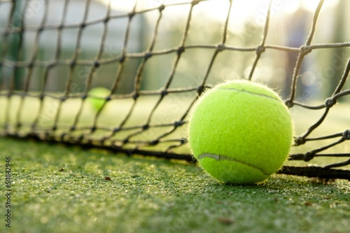 canvas print picture Tennis ball