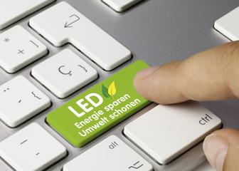 LED Energie sparen Tastatur