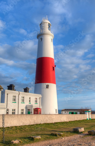 Portland Bill Lighthouse Dorset