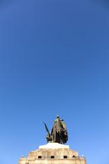 Monument to Kaiser Wilhelm I (Emperor William) on Deutsches Ecke