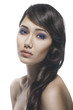 portrain of asian woman
