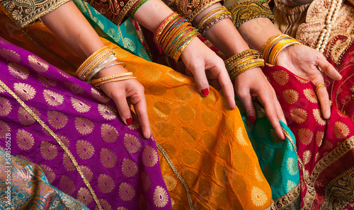 Bollywood dancers dress - 50850528