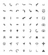 Vector Arrow Icons
