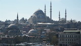 The Sultan Ahmed Mosque, Istanbul Turkey
