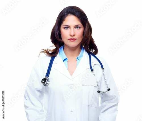 Doctor woman.