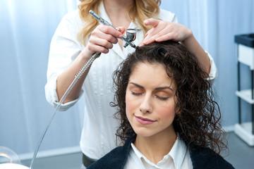 fortifying hair