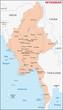 Myanmar, Burma, Birma