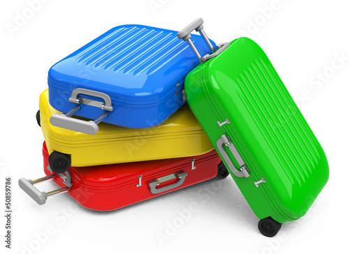 Die Reisekoffer
