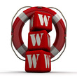 Аббревиатура WWW и спасательный круг