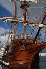 barco de epoca