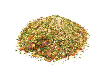 heap of hot spices