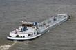 Tankschiff auf dem Rhein - 50867905