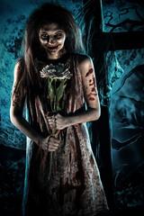 romantic zombie