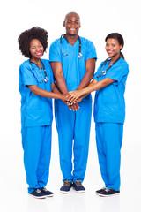african medical team