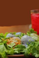Thailand dessert - red water