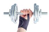Wrist damage rehabilitation. poster