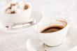 coffee with sugar
