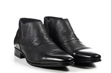 Classic elegant pair of male shoes