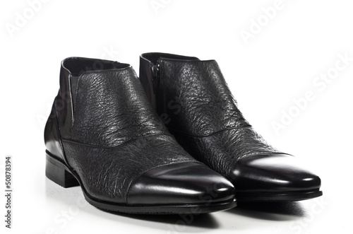 Classic elegant pair of male shoes