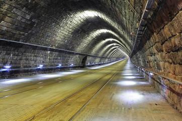 Tunnel - metro