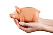 manos sujetando los ahorros