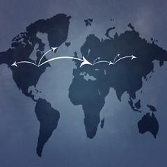 conexiones internacionales