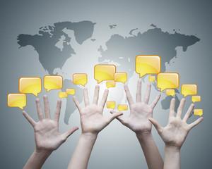 social media internacional