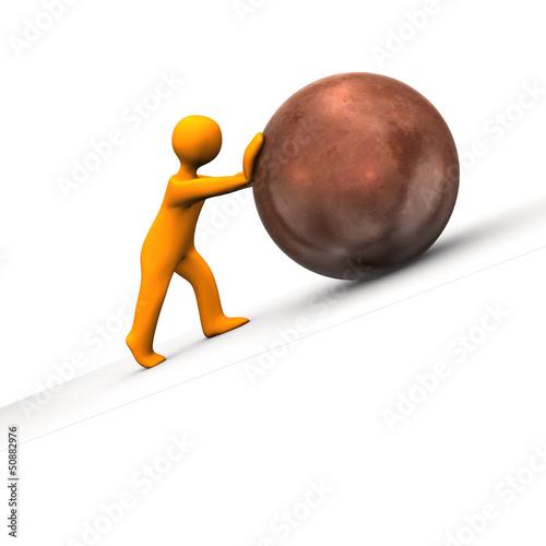 Uphill Sphere