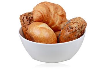 Brötchenkorb für das perfekte Frühstück